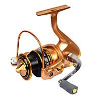 Carrete de la pesca Carretes para pesca spinning 2.6:1 11 Rodamientos de bolas Intercambiable Pesca en General-LF2000