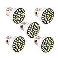 7W E26/E27 Żarówki punktowe LED T 32 SMD 5733 500-700 lm Ciepła biel Zimna biel Dekoracyjna V 1 sztuka