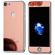 For Iphone7 Front and Back The High-Definition Film Plating Tempered Film Plus Packaging