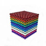 Magnetiske puslespil 216 Stk. 5 MM Magnetiske puslespil Byggeklodser Magnetiske bolde Direktion Legetøj Puslespil Terning Til Gave