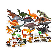 Action Figures & Stuffed Animals Display Model Model & Building Toy Toys Novelty Dinosaur Plastic Rainbow For Boys