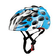 スポーツ 男女兼用 バイク ヘルメット 39 通気孔 サイクリング サイクリング マウンテンサイクリング ロードバイク レクリエーションサイクリング PC EPS ホワイト レッド ブラック ブルー