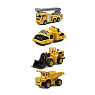 Zabawki Ciężarówka Koparka Metal Tworzywo sztuczne Święta Bożego Narodzenia Urodziny Dzień Dziecka