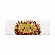 xskn® englanti siili silikoninäppäimistö ihon ja touchbar suojelija 2016 uusin MacBook Pro 13,3 / 15,4 kosketusnäytöllä bar verkkokalvon