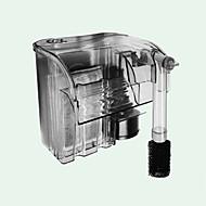 Ενυδρεία Αντλίες Νερού Φίλτρα Εξοικονόμηση ενέργειας Αθόρυβο Πλαστικό 220V