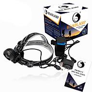 U'King® ZQ-X835B-EU Waterproof 2000LM CREE XML-T6 LED 3 Modes Headlamp Bike Light Kit USB Rechargeable