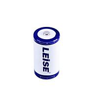 Leise d 5000mAh Ni-MH genopladeligt batteri gældende gaskomfur / vandvarmeren 2 pakker