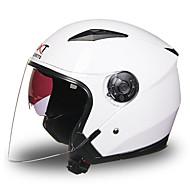 Polu-kaciga Protiv zamagljivanja Prozračna Motocikl Kacige