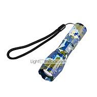 Iluminación Linternas LED LED 2000 Lumens 5 Modo Cree XM-L T6 18650.0 AAA Enfoque AjustableCamping/Senderismo/Cuevas De Uso Diario