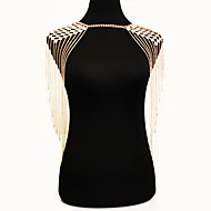 Dames Lichaamssieraden Body Chain / Belly Chain Natuur Modieus Bohemia Style Legering Goud Sieraden Voor Speciale gelegenheden Causaal1
