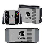 B-スキン ステッカー のために 任天堂スイッチ ノベルティ柄 携帯式