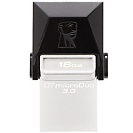 Kingston dtduo3 16GB USB 3.0 flash drive OTG Micro USB mini ultra-kompaktni