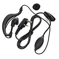 365 radiopuhelintoiminto kuuloke mikrofoneihin kätevä talkie kuuloketta yleiskäyttöisiä Baofeng 365 Wanhua TYT HYT