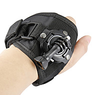 Wrist Strap Mount / Holder 360° Rotation For All Gopro Gopro 5 SJ4000 SJ5000Skate Universal Auto Military Snowmobiling Aviation Film and