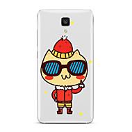 For Transparent Mønster Etui Bagcover Etui Tegneserie Blødt TPU for XiaomiXiaomi Mi 5 Xiaomi Mi 4 Xiaomi Mi 5s Xiaomi Mi 5s Plus Xiaomi