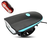 Fietsverlichting Koplamp fiets Achterlicht fiets LED Wielrennen Dimbaar Waterdicht Oplaadbaar Gemakkelijk draagbaar Lithium Batterij 250