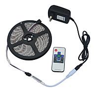 30W W フレキシブルLEDライトストリップ 2400 lm 5 m 300 LEDの RGB