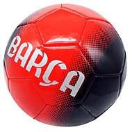 Hoge Elasticiteit Duurzaam-Soccers Voetbal(,PVC)