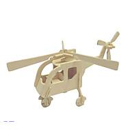 παζλ Παζλ 3D Δομικά στοιχεία DIY παιχνίδια Ξύλο Μοντελισμός & Κατασκευές