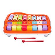 Pædagogisk legetøj Klaver Hobbylegetøj Plastik Unisex