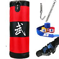 Saco de boxeo Correa de cadena desmontable Bandas para la muñeca Guantes de Boxeo Taekwondo Boxeo Sanda Muay Thai KárateDurabilidad