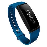 HFQ Bluetooth Akıllı BileklikSu Resisdansı / Uzun Bekleme / Adım Sayaçları / Sağlık Bakımı / Sporlar / Kalp Ritmi Monitörü / Dokunmatik