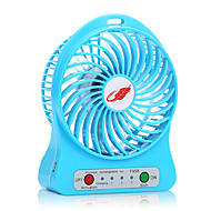 SENKAMA Outdoor Mini Multifunctiona Portable USB Rechargeable Fan w/ LED Light