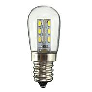 1w e11 led világító izzók 24 smd 3014 130 lm meleg fehér fehér dekoratív ac110 ac220 v 1 db
