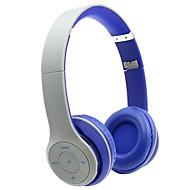 soyto stn-19 bluetooth 4.1ヘッドフォンワイヤレスヘッドバンドイヤホンstn-019 fm / tf音楽ヘッドセットxiaomi用Samsung iphone htc携帯電話