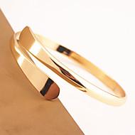 Damskie Bransoletki cuff Biżuteria Modny Miedź Animal Shape Gold Silver Biżuteria Na Specjalne okazje 1szt