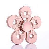 Fidget spinner -stressilelu hand Spinner Lelut Lelut Alumiini EDCKilling Time Focus Toy Lievittää ADD, ADHD, ahdistuneisuus, Autism