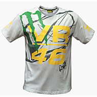motorcykel kläder kort ärm andningsbar fukt svett snabbtorkande kläder t-shirt sommar unisex