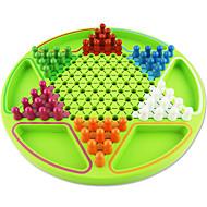 Board Game Circular Wood