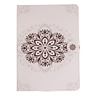 Voor appel ipad 9.7 2017 case mode hoesje smart cover funda tablet mandala pu lederen flip stand hoesje voor ipad2345 / ipad mini 234 /