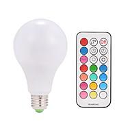 10W Smart LED-lampe A80 38 SMD 5050 800 lm Varm hvid RGB V 1 stk.