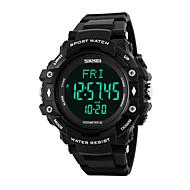 Miesten Urheilukello Pukukello Älykello Muotikello Rannekello Ainutlaatuinen Creative Watch Digitaalinen Watch Kiina Digitaalinen LCD