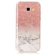 Voor Samsung Galaxy A3 A5 (2017) hoesje membraan high definition patroon tpu materiaal imd technologie zacht pakket mobiele telefoon