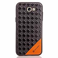 Hoesje voor Samsung Galaxy a5 (2017) a3 (2017) hoesje hoesje reliëf achterhoes hoesje geometrisch patroon zacht pu leer voor a7 (2017)