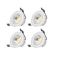 LED mélysugárzók Meleg fehér Hideg fehér LED Izzót tartalmaz 4 db.