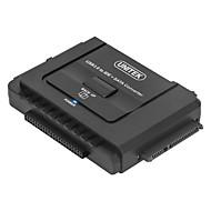 Unitek USB 3.0 アダプターケーブル, USB 3.0 to SATA III IDE アダプターケーブル オス―オス 0.8メートル(2.6Ft)
