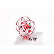 Drone M66 4 canaux - Vol Rotatif De 360 Degrés Quadri rotor RC Câble USB Tournevis Hélices