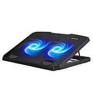 Stativ Ajustabil Stativ pentru laptop altele laptop Macbook Laptop Stați cu ventilator de răcire Metal