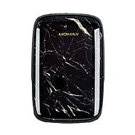 Momax power bank 9000mah eksternt batteri bærbar lader med overladet beskyttelse for iphone samsung smarttelefon tablett