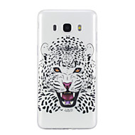 Til samsung galaxy j5 j5 (2016) case cover mønster bag cover case animal soft tpu til samsung galaxy j3 (2016)