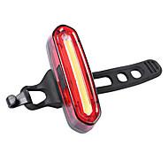 Φώτα Ποδηλάτου Waterproof τέλος bar φώτα Πίσω φως ποδηλάτου πισω φαναρια LED - ΠοδηλασίαΕπαναφορτιζόμενο Αδιάβροχη Μικρό Μέγεθος Εύκολη