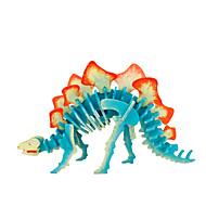 puslespil GDS-sæt 3D-puslespil Byggesten Gør Det Selv Legetøj Dinosaur