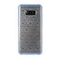 Cornmi Fall für Samsung s8 / s8 plus Abdeckung Wasser / Schmutz / Schock Beweis transparente rückseitige Abdeckungsfall transparentes