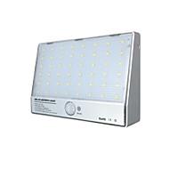 Światła słoneczne zintegrowane lampy ścienne 48 doprowadziły aluminiowe światła czujnika ciała