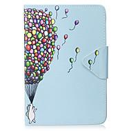 Περίπτωση για ipad μίνι 1 2 3 μίνι 4 κάλυψη περίπτωσης μπαλόνι μοτίβο pu υλικό τριπλό tablet PC περίπτωση υπόθεση τηλέφωνο