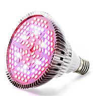 50W E27 LED növény izzók 120 SMD 5730 4000-5000 lm Meleg fehér Piros Kék UV fény (blacklight) V 1 db.